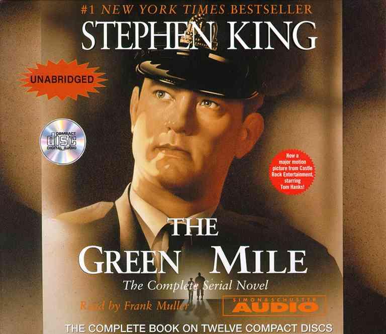 [CD] The Green Mile By King, Stephen/ Muller, Frank (NRT)
